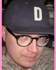 Dark Navy Dickies Clarksburg Baseball Cap