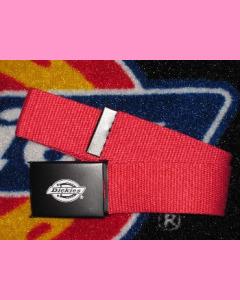 Fiery red Orcutt Belt