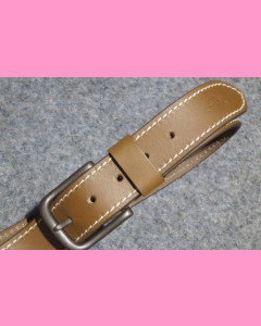 Brown Dickies Branchville Leather Belt