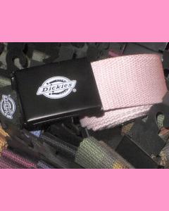 Dickies Orcutt Belt, Light Pink