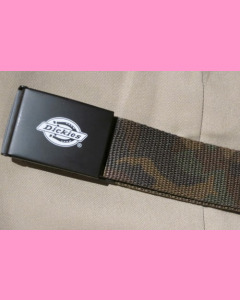 Camouflage Dickies Orcutt Belt