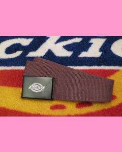 Maroon Dickies Orcutt Belt