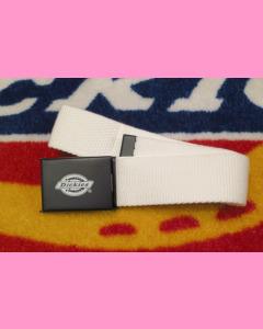 White Dickies Orcutt Belt