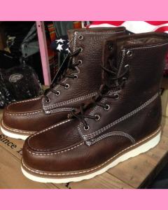Dark Brown Dickies Arizona Boot