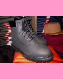 Black Dickies Asheville Boot