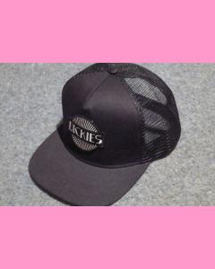 Black Dickies Van Court Trucker Cap