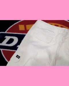 White Dickies Edwardsport Combat Pants