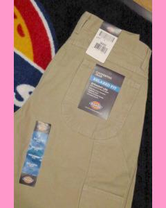 Desert Sand Dickies Duck Carpenter Jeans