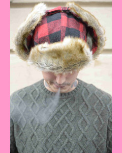 Red Dickies Trout Creek Hat