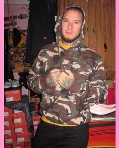 Camouflage Dickies Philadelphia Hood