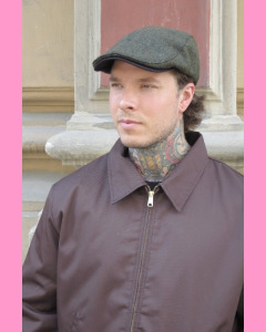 Brown Dickies Eisenhower Jacket