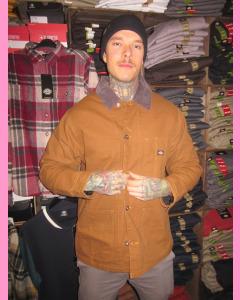 Brown Duck Dickies Chore jacket