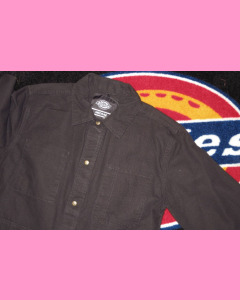 Black Dickies Brookview Jacket