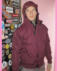 Maroon Dickies Cornwell Jacket