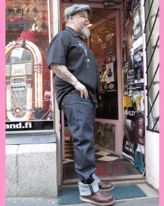 Dickies Pennsylvania Raw Denim Jeans