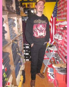 Black Dickies Edwardsport Combat Pants