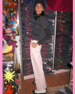 Light Pink Elizaville Pants
