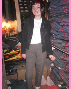 Dark Brown Dickies Irvington Pants