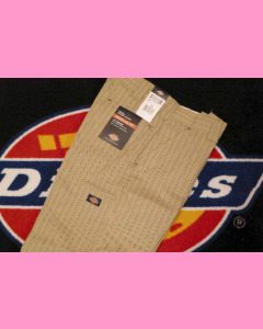 Desert Sand Dickies 13 Inch Shadow Stripe Shorts