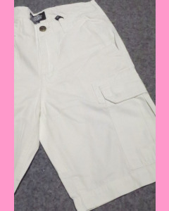 White Dickies New York Shorts