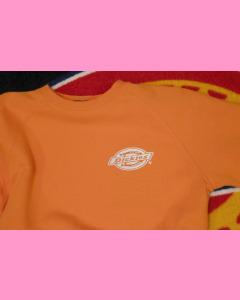 Energy Orange dickies briggsville Sweatshirt