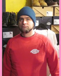 Rose Pink Dickies Briggsville Sweatshirt