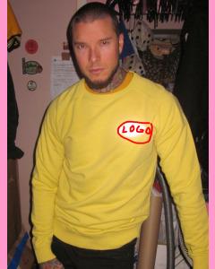 Duck Yellow Dickies Briggsville Sweatshirt