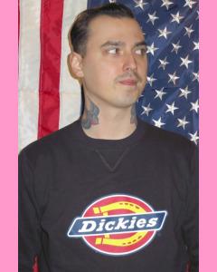 Black Dickies Harrison Sweatshirt