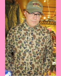 Duck Camo Dickies Torrance Jacket
