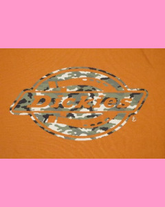 Energy Orange Dickies HS One Color T-Shirt