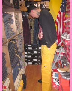 Dijon Dickies Double Knee Work Pants