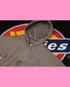 Charcoal Grey Dickies Kingsley Zip Hood