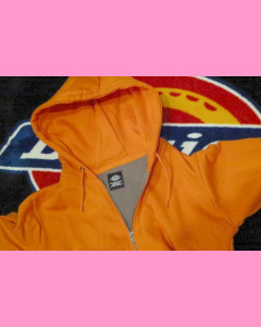 Energy Orange Dickies Kingsley Zip Hood