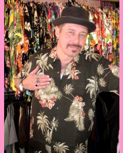 Khaki Atlanta Shirt