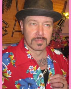 Red Cahuita Hawaiian Shirt