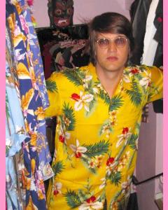 Yellow Cayo Shirt