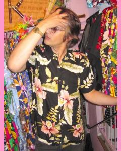 Black Maui Shirt