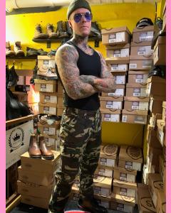 Camouflage Dickies Edwardsport Combat Pants