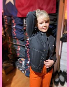 Black Denim Dickies Toccoa Jacket