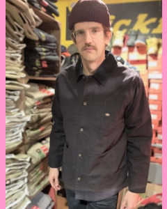 Black Dickies Baltimore Jacket