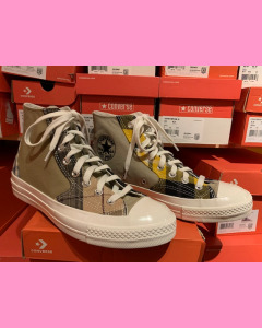 Patchwork Converse 70's Hi All Stars