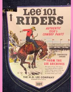 Lee 101 50's Rider OZ 13 jeans