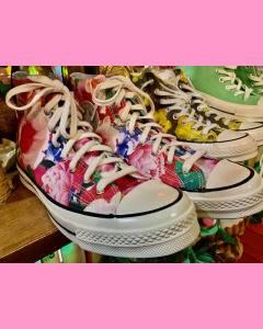 The Heart of the City Converse 70's Hi All Star Chuck Taylor