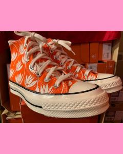 Converse 70´s All Star Hi, Bright Poppy