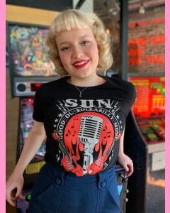 Rockabilly Music Ladies Tee