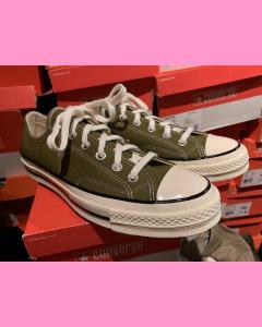 Converse 70´s All Star Ox, Dark Moss