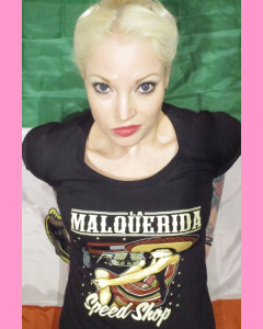 Malquerida Ladies Tee