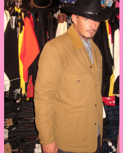 Lee 101 Lined 70's Loco jacket