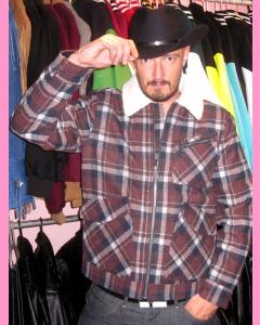 Red Ochre Lee 101 Wool Jacket