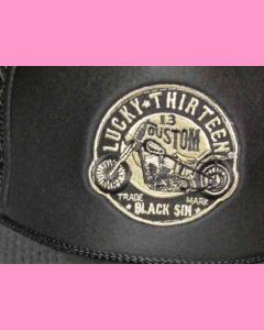 Black Sin Trucker Cap